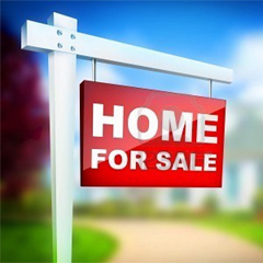 Advertising Home Sale